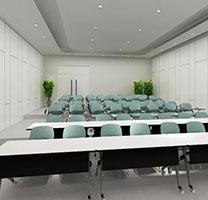 集团总部大厅设计